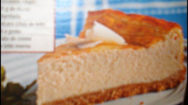 Torta Rápida de Queijo