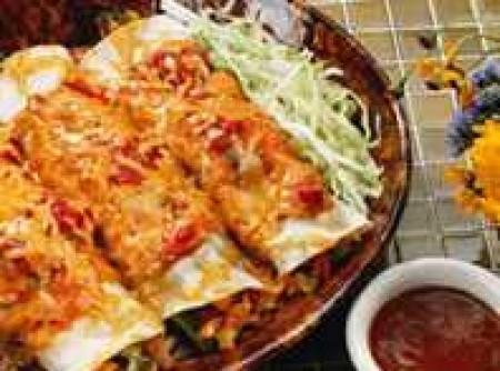 Enchiladas coradas