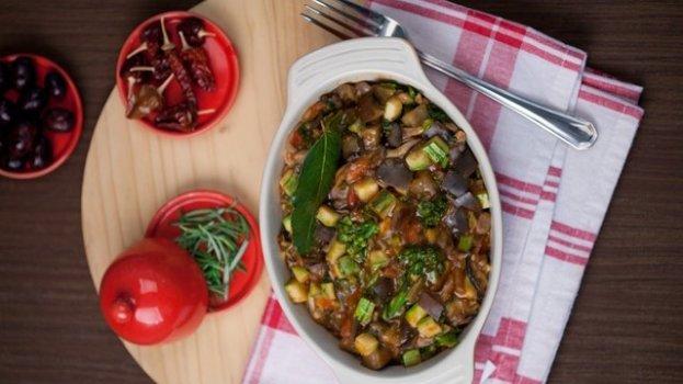 Picata Vegetariana