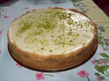 Torta de Limão com Bolacha Maizena   Luciane Gonçalves de Lima