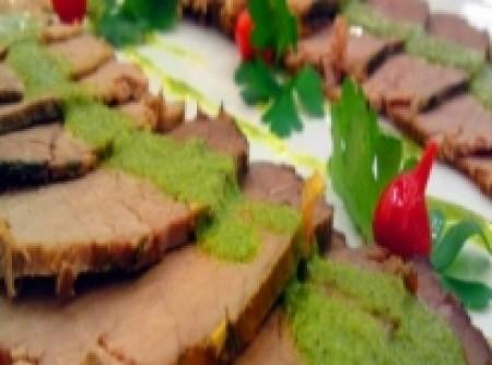 Rosbife ao Molho Pesto | maira