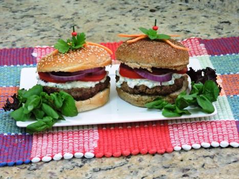 Hambúrguer Gourmet da Abimapi