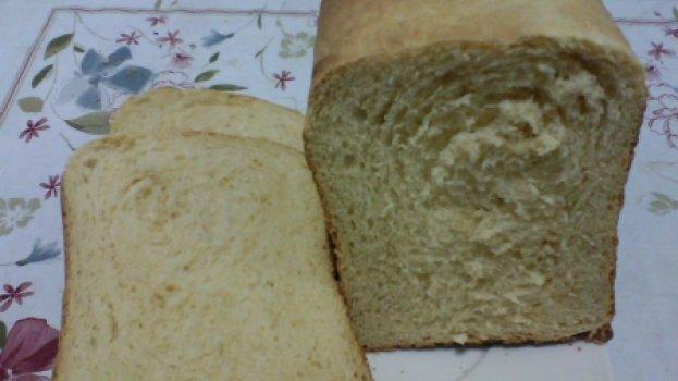 Pão de Purê de Legumes