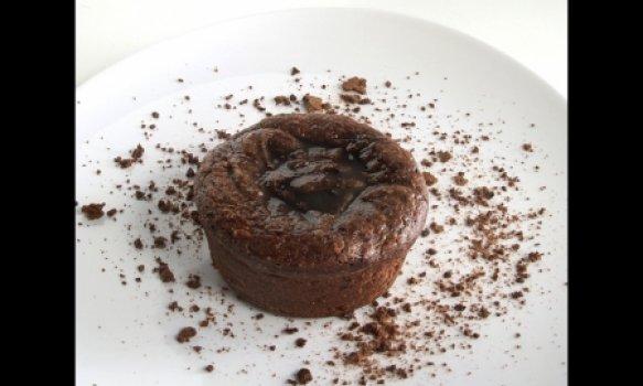 Brownie de Ovomaltine