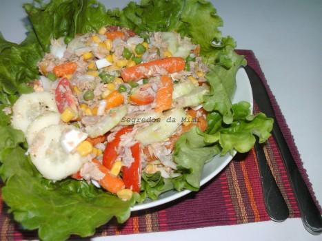 Salada de Atum | Paula Silva