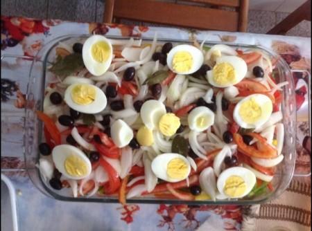 Lombo de Bacalhau com Batatas
