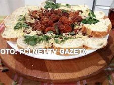 Porpeta de Pão Italiano