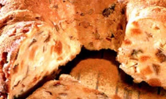 Pão caseiro doce