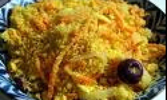 Farofa com creme de cebola by k&m