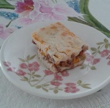 Massa de Torta Salgada sem Glúten | Evelyn Fernandes Gomes