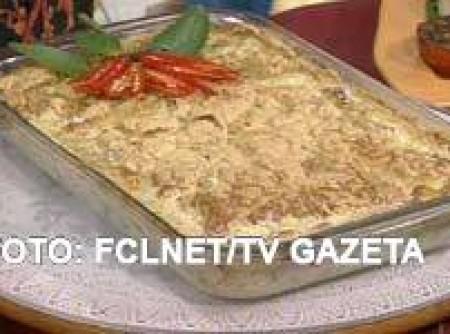 Frango com batata palha | luiz cláudio de almeida leão
