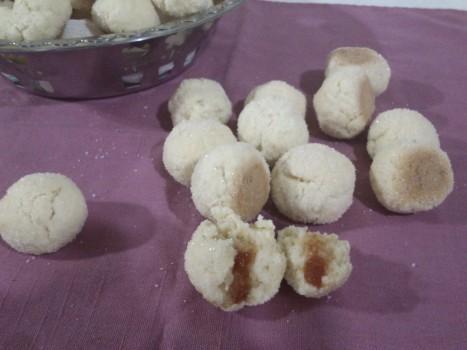 Tarequinho (biscoito de Coco Amanteigado)