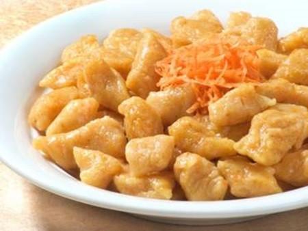 Nhoque de Cenoura na Manteiga | Anaiz Lima