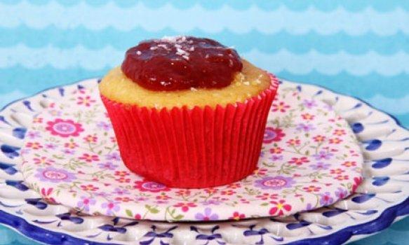 Cupcake Tico-Tico no fubá