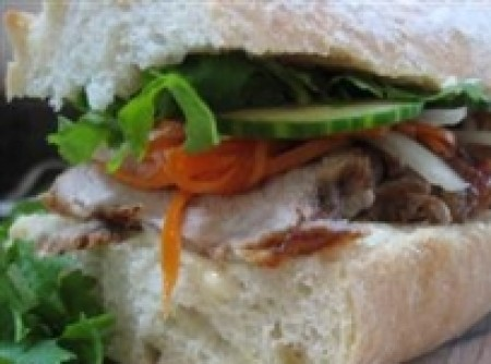 Sanduíche Vietnamita