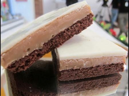 Chocolate Puxa-Puxa