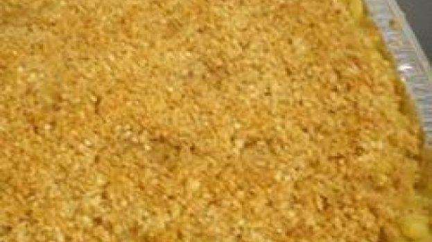 Macaroni Cheese - Macarrão com Queijo à Moda Americana