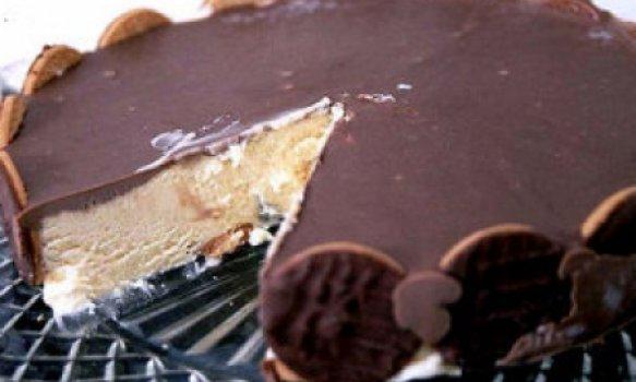 Torta Holandesa - Dois Recheios