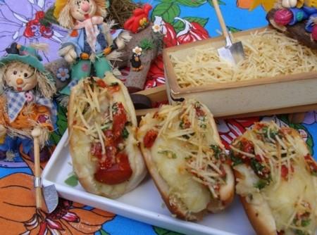 Hot Dog da Abima