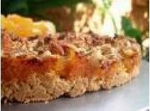 Torta integral de Castanha do Pará com Frutas   Luiz Lapetina