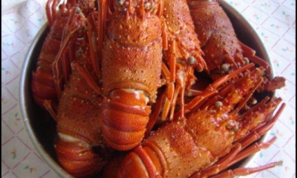 Maionese de lagosta