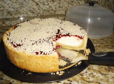 Torta de Ricota Prática