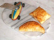 Pastel Folhado de queijo