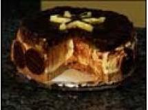 Torta Holandesa com Abacaxi