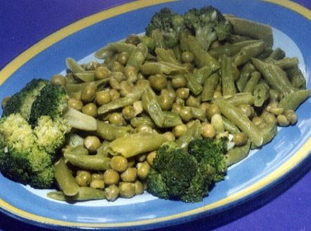 Legumes na Manteiga   CyberCook