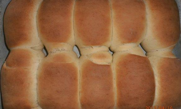 Pão de Leite Caseiro Simples