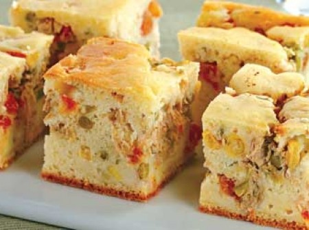 Torta Rápida de Atum