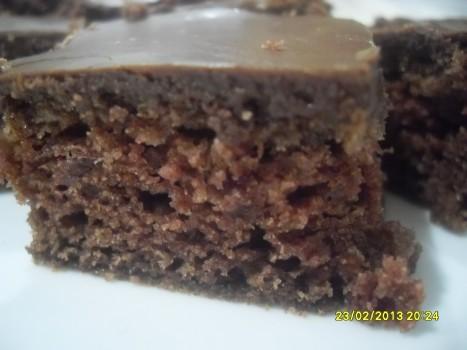 Bolo de Chocolate do Érico