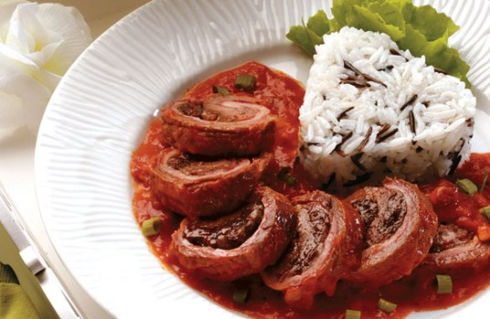 Carne com Ameixa   sabor e verso rita