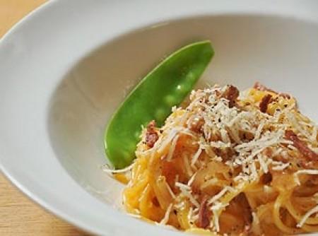 Espaguete à Carbonara