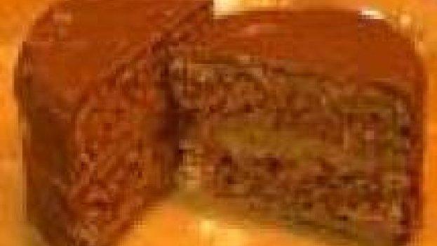 Pão de Mel Trufado
