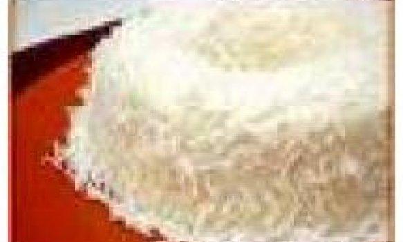 Pudim de tapioca