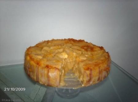 Torta de Banana Rrápida