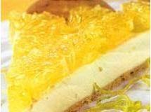 Torta holandesa de laranja