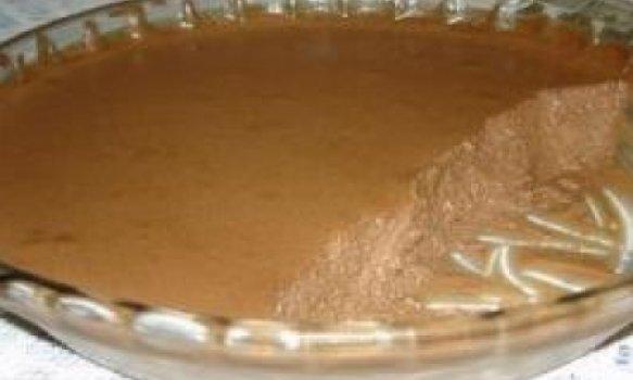 Mousse de Chocolate Prático e Gostoso