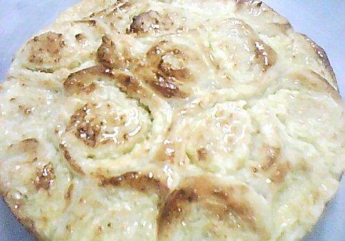 Pão Rosca de Banana