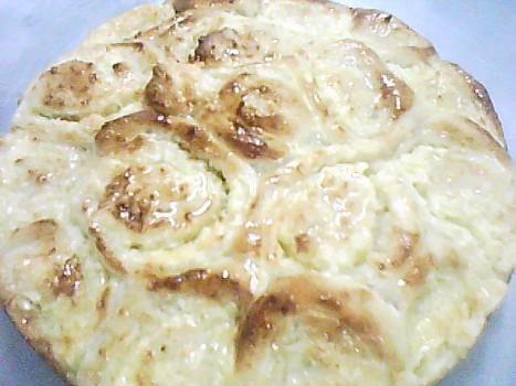 Pão Rosca de Banana | Rejane Laurindo
