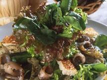 Salada de Alcachofra com Lulas à Provençal | Luiz Lapetina
