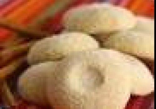 Biscoitinhos de Areia