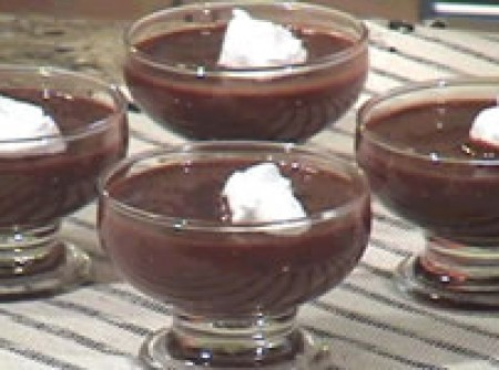 Mousse de Chocolate com Castanha do Brasil | Rafael Matos da Silva