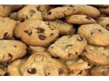 Cookies de Chocolate com Avelã