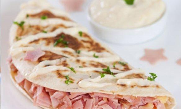Sanduíche à Francesa