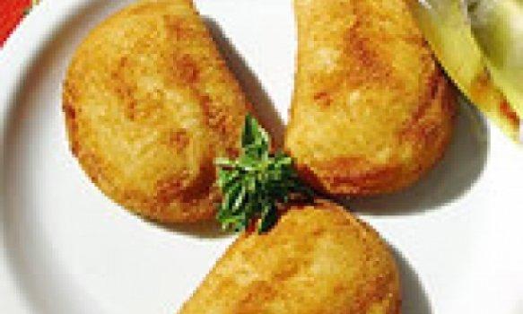 Pastelzinho de queijo minas