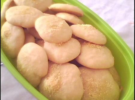 Pãozinho delicia da Bahia   Roseli Marques Mergulhão