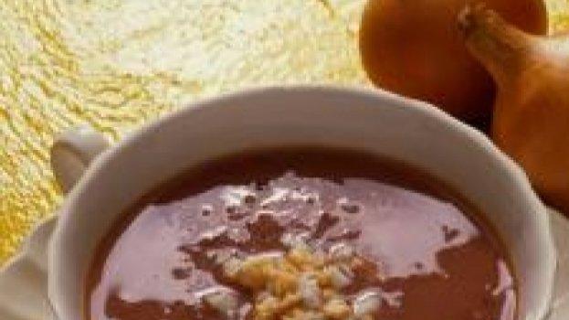 Sopa de Feijão Fácil