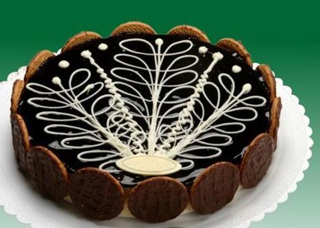 Torta Holandesa com Sorvete